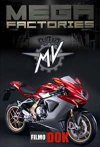 Мегазаводы. MV Agusta / National Geographic. Megafactories: MV Agusta (2011, HD720)